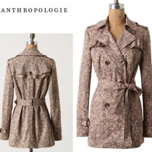 DAUGHTERS OF THE LIBERATION Anthro Leopard Trench